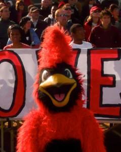 wesleyan cardinal